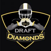 NFL Draft Diamonds Logo