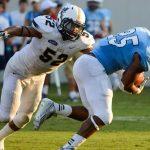 Draft Diamonds Prospect Interview: Gabriel Middlebrook, LB, Charleston Southern University