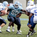 Draft Diamonds Prospect Interview: Mike Sellers, OL, The Citadel