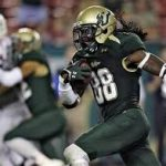 Draft Diamonds Prospect Interview: Chris Dunkley, WR, University of South Florida