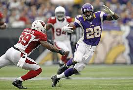 adrian peterson cardinals