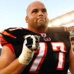 Bengals offensive lineman Andrew Whitworth is frustrated with team's draft