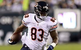 The Bears are trying to trade tight end Martellus Bennett