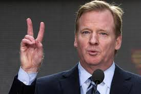 Goodell says he never asked the Patriots to suspend their employees. He says the Patriots did it themselves.