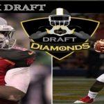 NFL Draft Diamonds 2015 NFL Mock Draft including trades