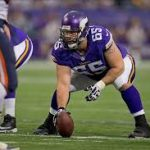 Minnesota Vikings have extended John Sullivan's contract an additional year