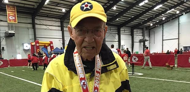 95 year old man