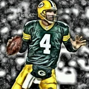 Brett Favre Packers