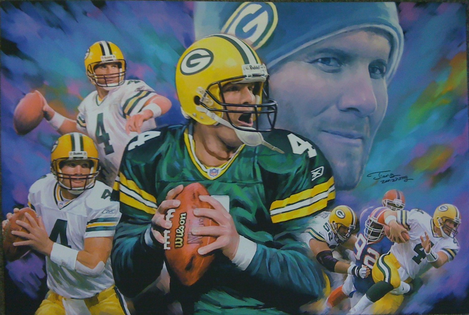 Brett Favre says he could still play QB in the NFL