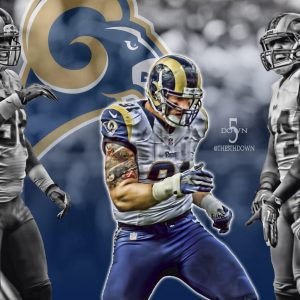 Los Angeles Rams have released three of their best players