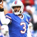 Jim Kelly says pump the brakes on the EJ Manuel talk; He says he has it all
