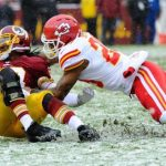 Chiefs safety Eric Berry has finished lymphoma treatment