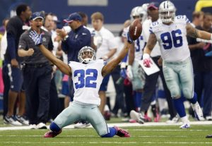 Orlando Scandrick has ended his hold-out with the Dallas Cowboys