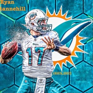 Dolphins quarterback Ryan Tannehill has been a decent quarterback, but according to a report he is not a bad decision maker
