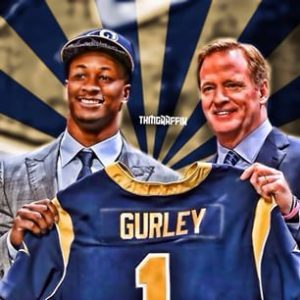 Todd Gurley will start the season on NFI List