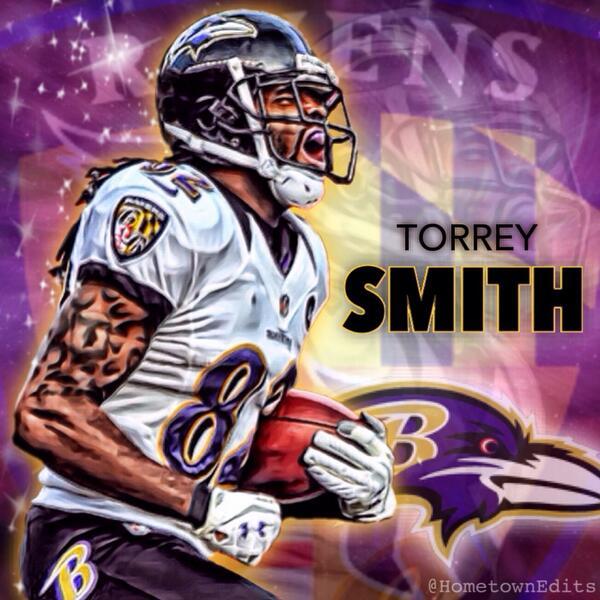 Torrey Smith Ravens