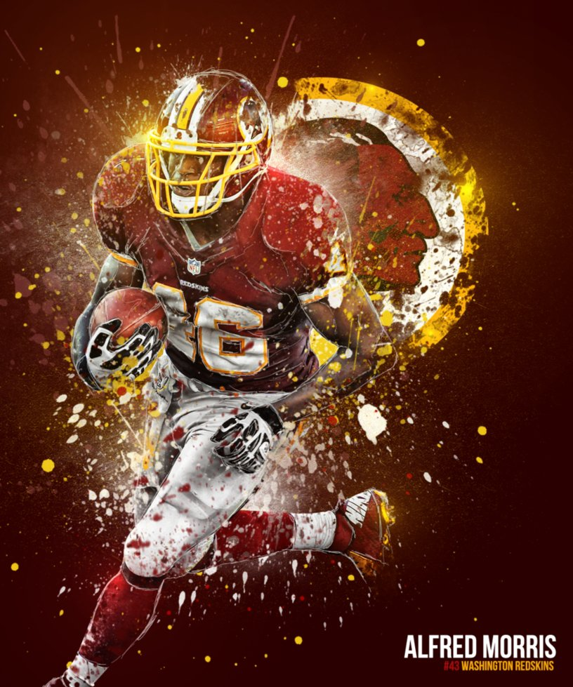 The Redskins are expected to move on from Alfred Morris. I just don't get it...