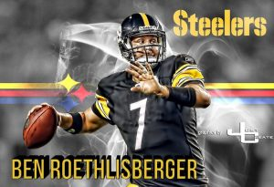 Ben Roethlisberger is ready to go for 2, and the Steelers have a very good record of doing so