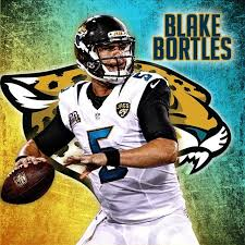 Blake Bortles is growing as a quarterback, and people are beginning to praise him