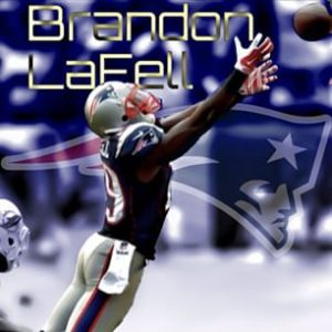 Bengals are hosting former Patriots wide out Brandon LaFell today