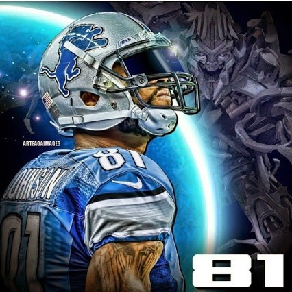 Calvin Johnson may not play another down in the NFL, but the Lions want to give him a nice bonus to hopefully make him change his mind.