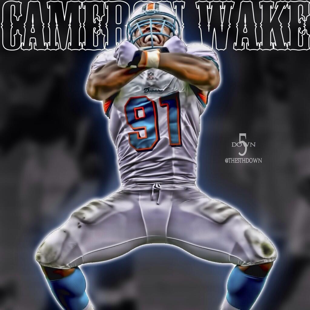 cam wake