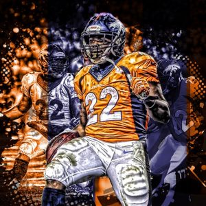 Broncos will likely match the offer from the Dolphins on CJ Anderson