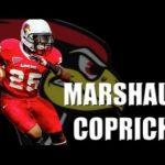 NFL Draft Diamonds Prospect Interview: Marshaun Coprich, RB, Illinois State University