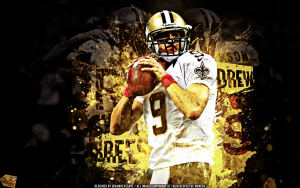 Could Drew Brees play this week for the Saints? He will test his arm out today