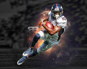 Emmanuel Sanders is hoping to land a contract soon from the Broncos