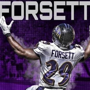 Justin Forsett is a Denver Bronco