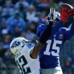 New York Giants have terminated the contracts of Kevin Ogletree and Terrell Manning