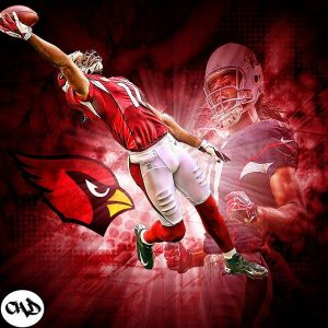Larry Fitzgerald says as long as the Cardinals are winning and he has a good QB, he will play
