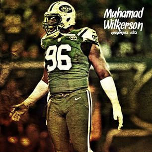 Mo Wilkerson re injured his hamstring this week, but it is considered a minor set back
