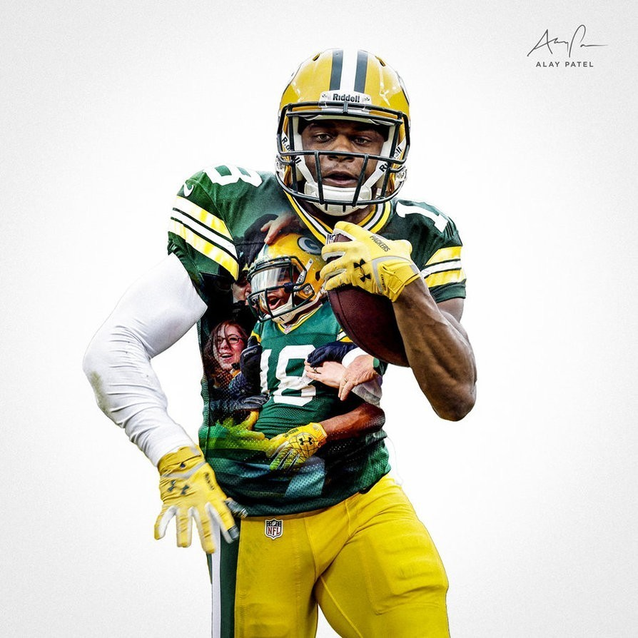 Randall Cobb will not wear a Mic'd Up microphone ever again
