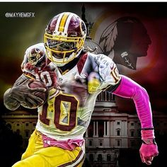 Will Robert Griffin III ever return to his rookie form for the Redskins?