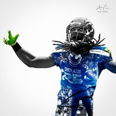 Richard Sherman is one of the best corners in the league and he is talking trash