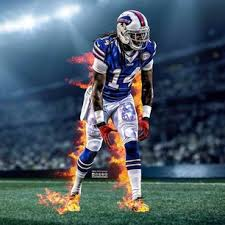 Sammy Watkins will be mad if the Bills do not make it to the playoffs
