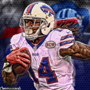 AFC East is stacked at the wide receiver position. The Patriots might want to sign a few more....