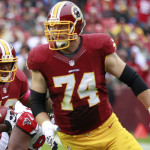 Atlanta Falcons worked out former Redskins offensive lineman Tyler Polumbus today