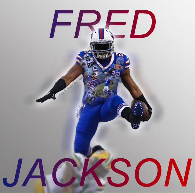 Fred Jackson