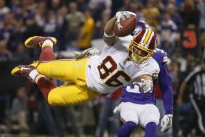 Redskins tight end Jordan Reed had to undergo a knee procedure