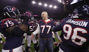 Texans could get David Quessenberry back this year