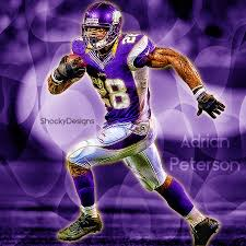 Adrian Peterson is on the I/R