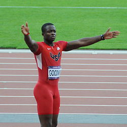 Bills wide receiver Marquise Goodwin will try to win a Gold in the Pan Am games in Toronto