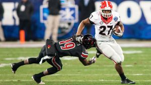 Nick Chubb could be a guy that ends up taking home the Heisman