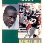 Former NFL player Randal Hill is running for Congress
