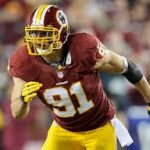 Redskins give LB Ryan Kerrigan a multi year extension worth 11.5 million a year