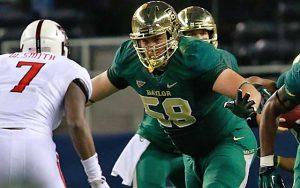 Spencer Drango is a big boy, and he could be a great Outland winner