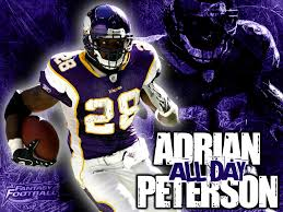 adrian peterson 4